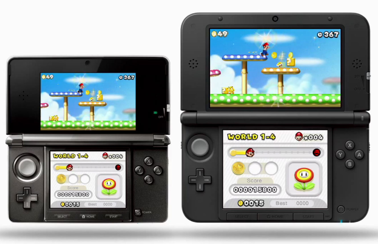 Nintendo 3ds Xl Games : Brad s nintendo ds xl the g b u review